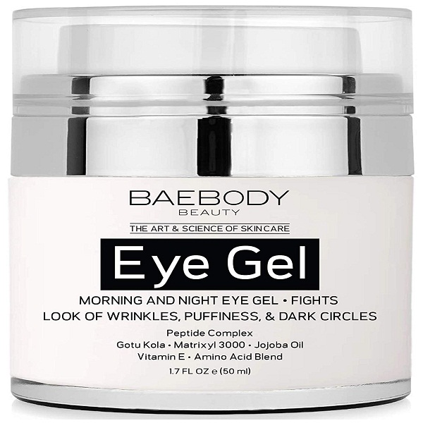 Baebody Eye Gel for Appearance of Dark Circles, Pu...
