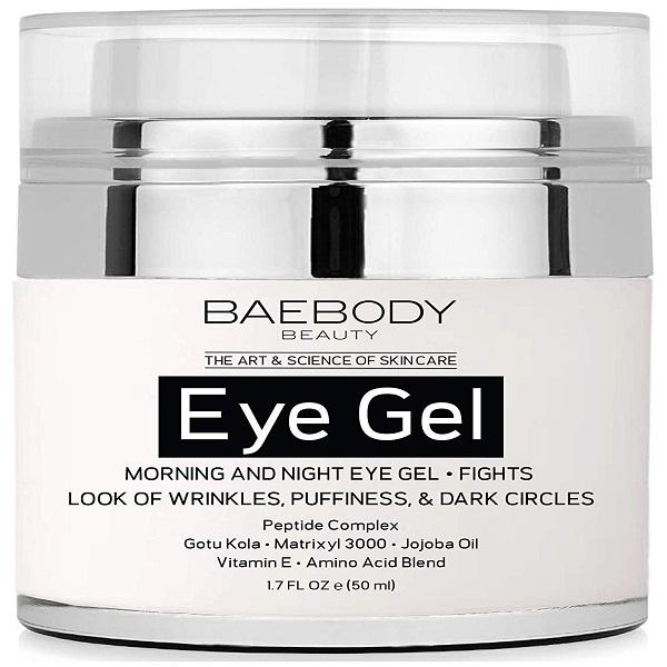 Baebody Eye Gel for Appearance of Dark Circles, Pu...