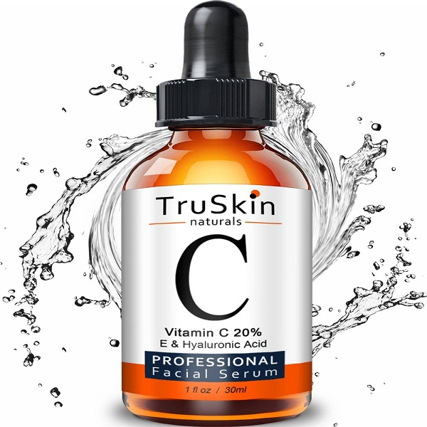 TruSkin Naturals Vitamin C Serum for Face, Topical...